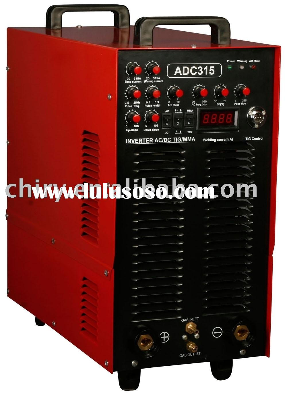 IGBT Inverter AC/DC Pulse TIG/MMA Welding Machine