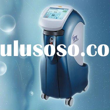 IPL plus RF beauty equipment for hair removal