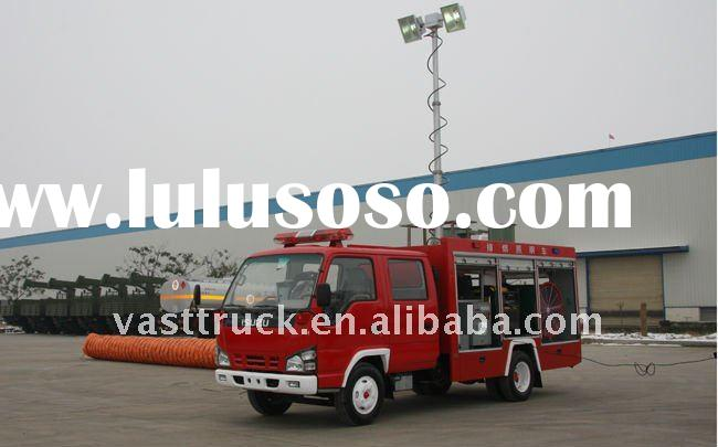 ISUZU MINI fire truck, fire fighting truck for sale