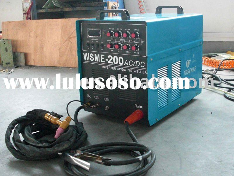 Inverter AC DC PULSE TIG-MMA Soldering Machine/Aluminum welding