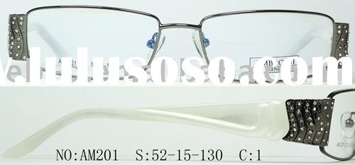 Italy design and fashion ladies eyeglasses ,High quality popular metal optical frame
