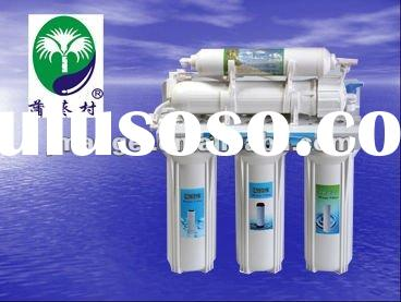 JS-004 home drinking water purifier/filter with reverse osmosis system
