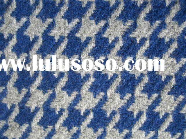 Jacquard Wool Fabric,Jacquard Fabric,Woven Wool Fabric