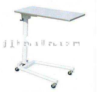 L8 Manual height adjustable dining-table