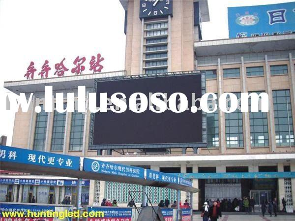 LED Video Wall,LED Panel,P12 Outdoor Full Color LED Video Display