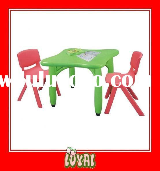 LOYAL kids folding table and chairs set