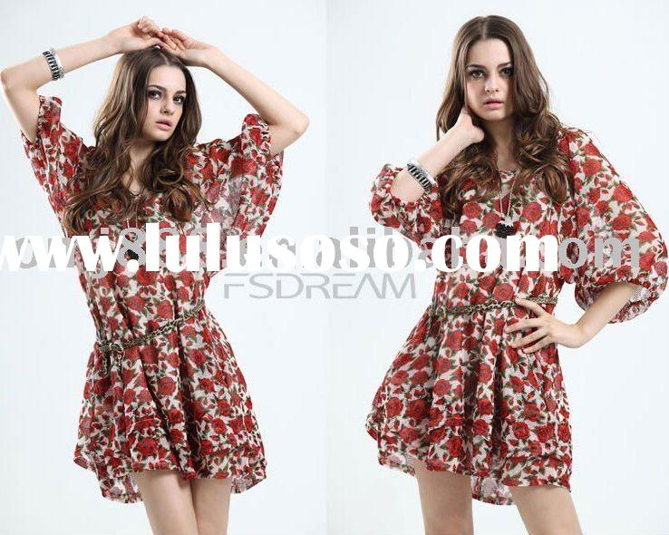 Clothing stores 100 cotton clothing for women