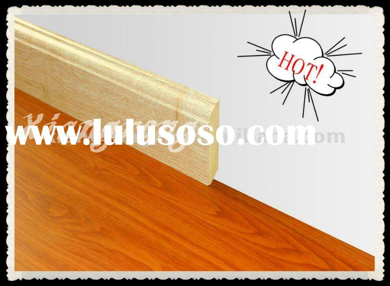Laminate Skirting Board For Flooring Accessory