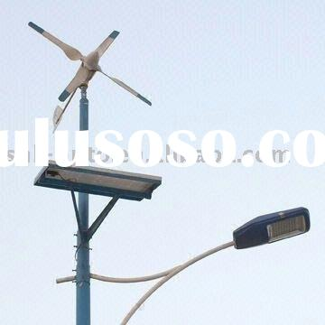 Led Wind Solar Street Light,high power led street light