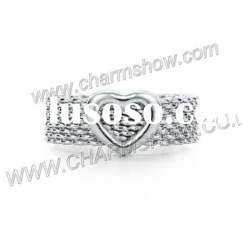 Low Wholesale Price Classic 925 Sterling Silver Rings