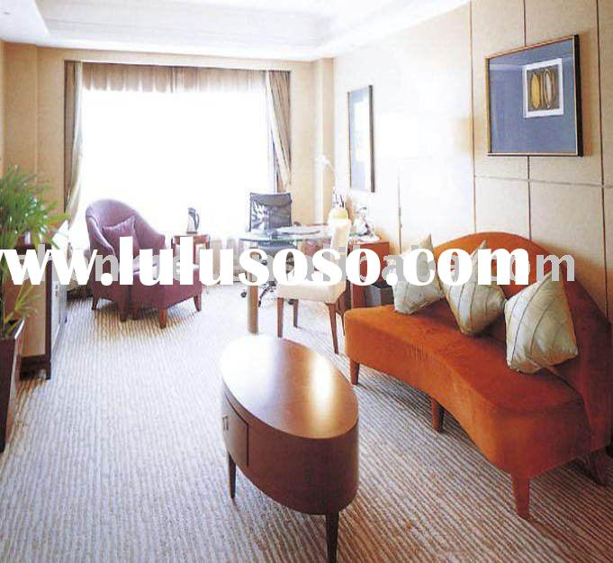 Luxury bedroom hotel furniture for 5 star hotel-PRESIDENT SUIT OFFICE