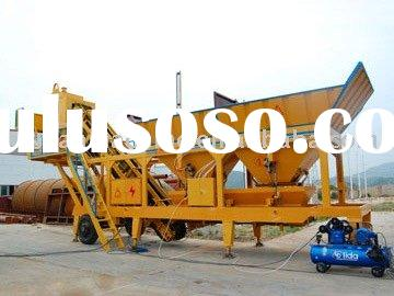 MOBILE CONCRETE MIXING PLANT(mixer/batching)