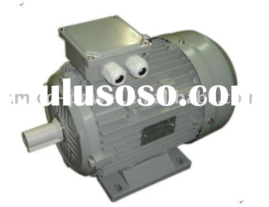 MS SERIES THREE-PHASE ASYNCHRONOUS MOTOR WITH ALUMINIUM HOUSING