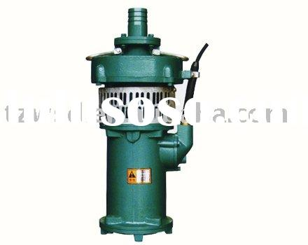 MULTISTAGE HEGH EFFICIENCY SUBMERSIBLE OIL-FILLED PUMP