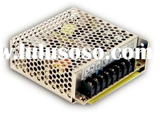 Meanwell 25W UL/CB/CE AC/DC switching power supply/smps/psu,NET-35A Triple Output(5/12/-5VDC) SMPS/P