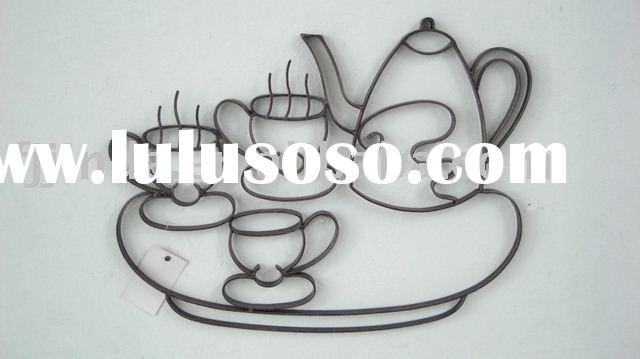 Metal wall decor.,Metal wall arts,Wrought iron wall sculpture,Iron wall plaques