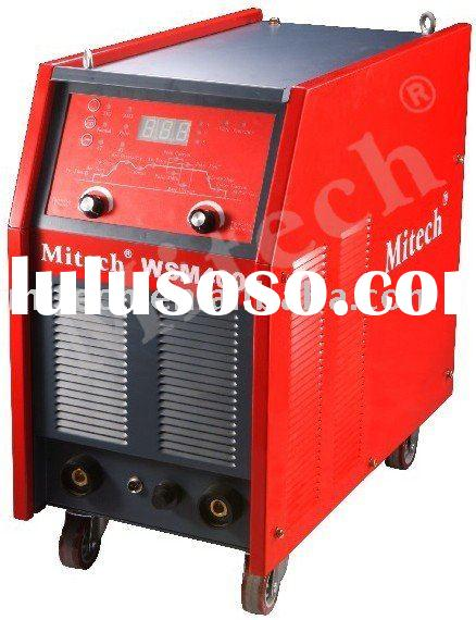 Microprocessor IGBT Inverter DC TIG/MMA Welding Machine