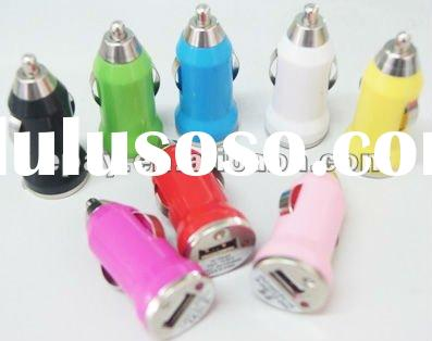 Mini USB Universal Micro Car Charger Adapter for iphone ipod