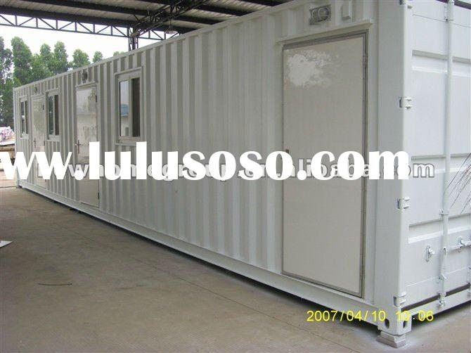 Modified ISO Sea shipping Container House