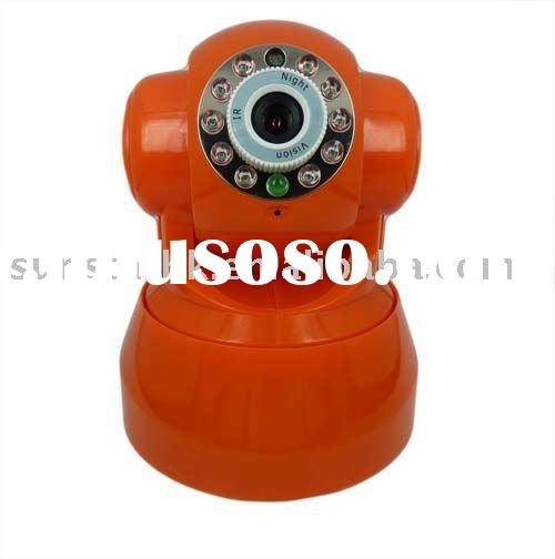 Network Wireless Camera/F980A