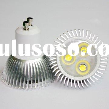 New 3*1W GU10 High Power LED Light