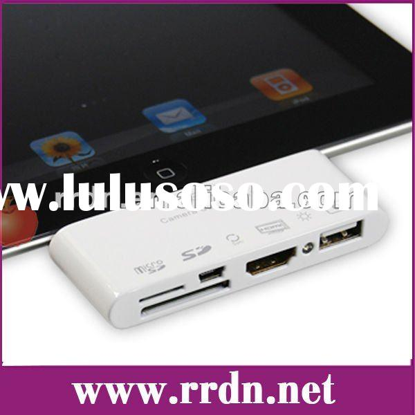 New HDMI Adapter for iPhone 4S camera connection kit iRC-05