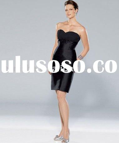 New Style Fashion short Evening Dresses& Gowns women dress