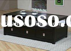 Husky three drawer metal front husky three drawer metal for Coffee tables norwich