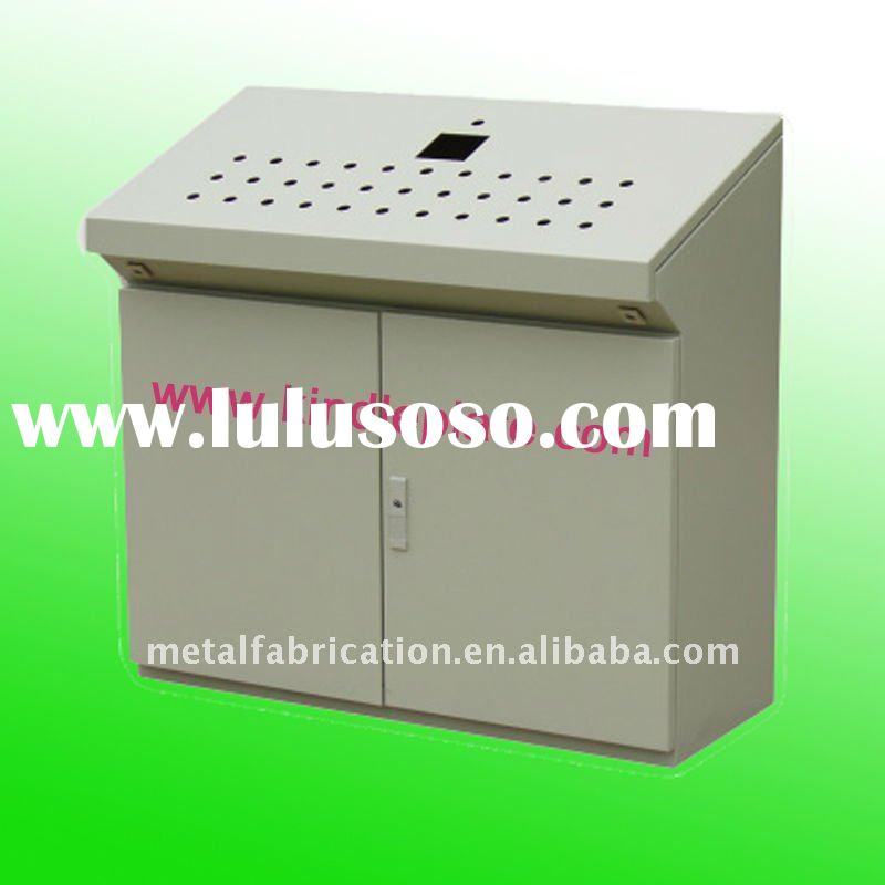 OEM sheet metal box and cabinet fabrication