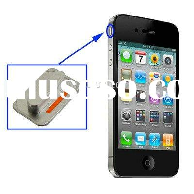 Original Mute Switch Button Key for iPhone 4