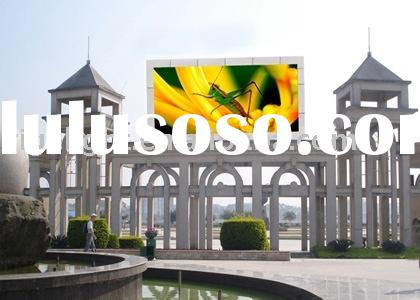 P16 outdoor full color Led display screen led sign board