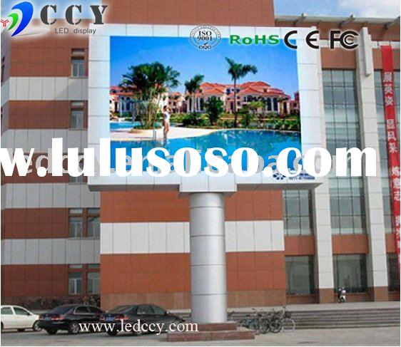P16 outdoor full color popular led display screen