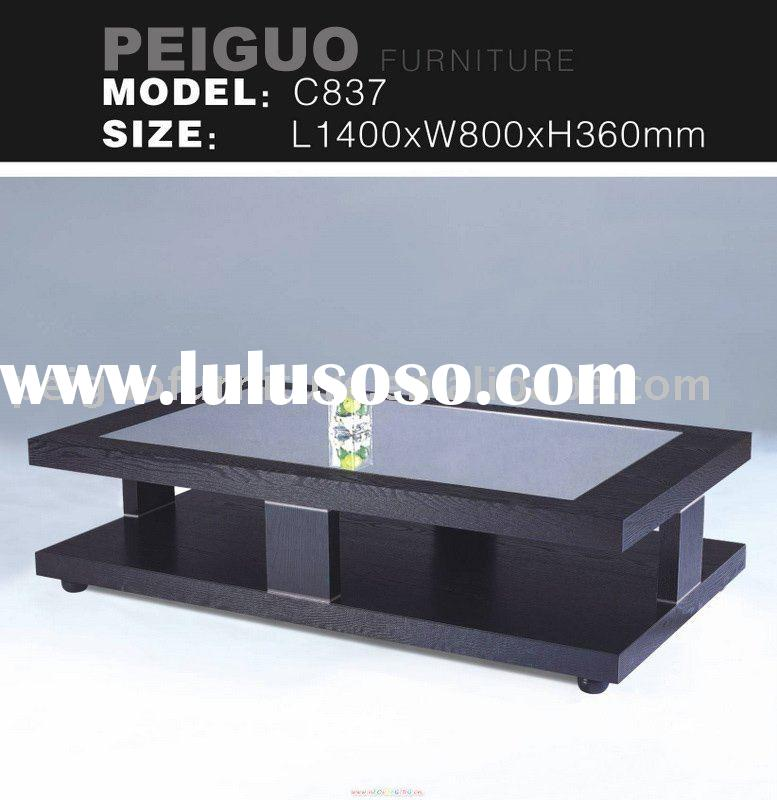 PG-PK-C837 Most Popular Modern Wood Coffee Table