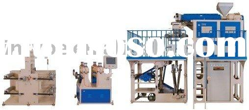 PP Blown Film Making Machine, Bag Making Machine