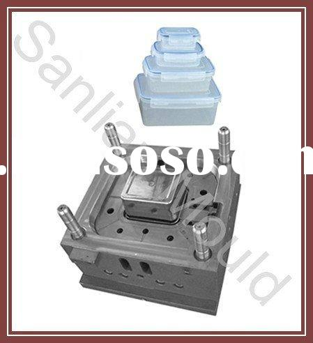 Plastic Injection Microwave Food Container Mould