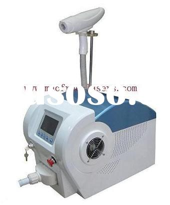 Portable Nd Yag Long Pulse Laser Hair Removal Beauty Equipment