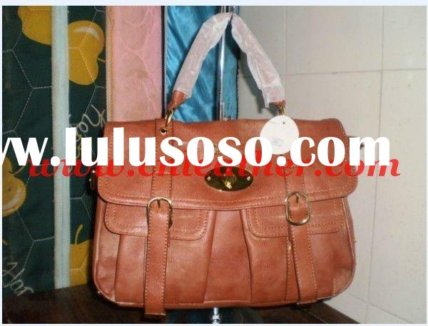 Pu Leather Fashion Handbag 2012 New Style for women