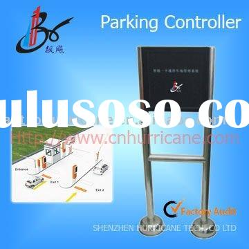RFID Car Parking lot Management System