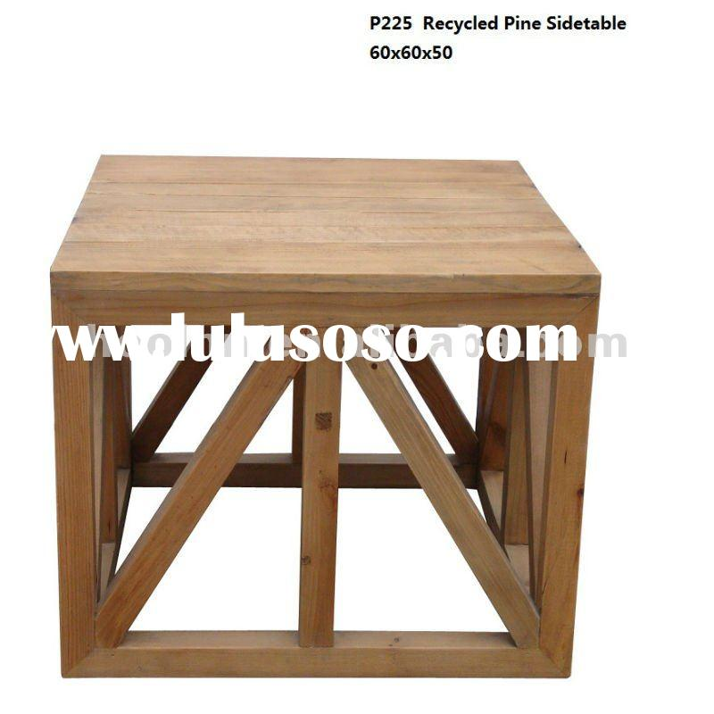 Recycled furniture wood recycled furniture wood for Reclaimed wood manufacturers