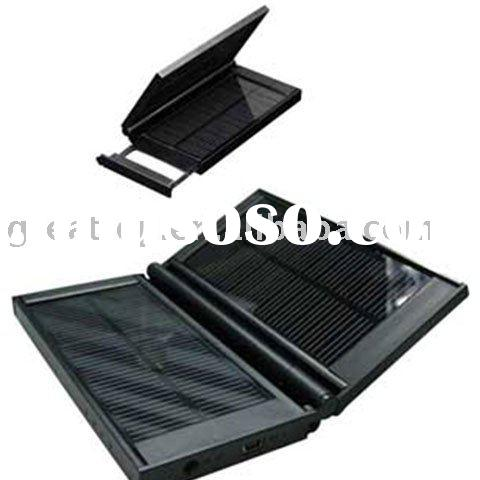 Replaceable battery solar chargers for mobile phone (GT-SC31)