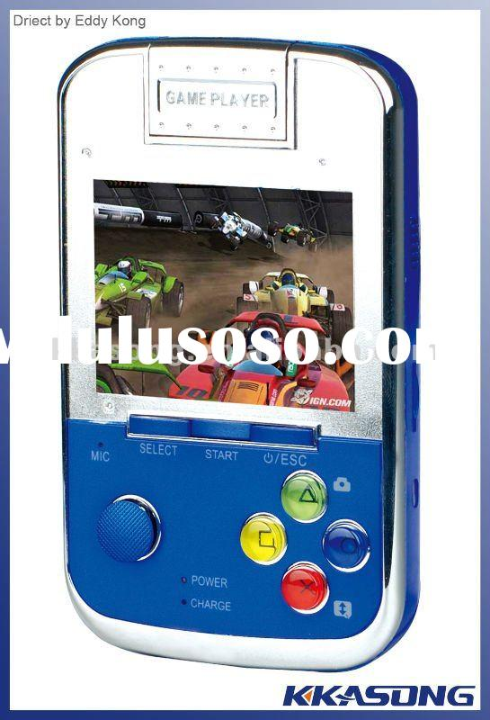 Rotating Camera Digital MP4 Player With Game Support