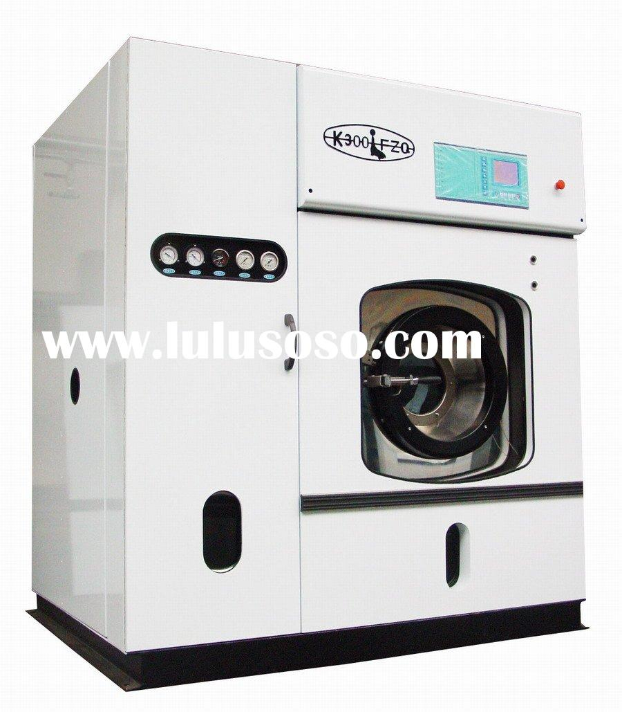Sea-lion K-300FZQ hydrocarbon dry cleaning machine