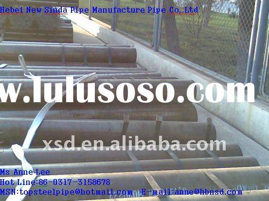 Seamless steel pipe ASTM A513 MT1010