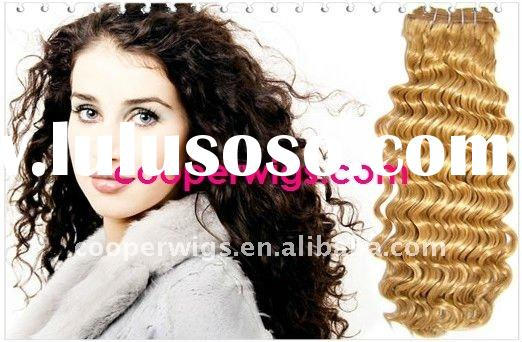 Sell 100% human hair weave wholesale 4oz/pc peruvian hair weaving