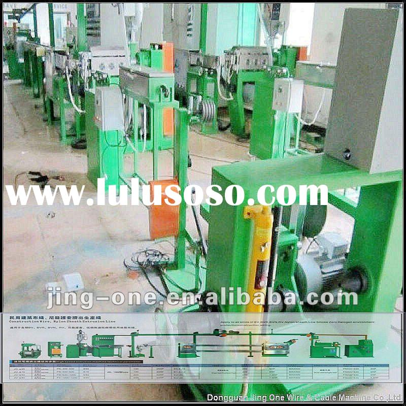 Sell Cable Machinery For Electrical Wire Production