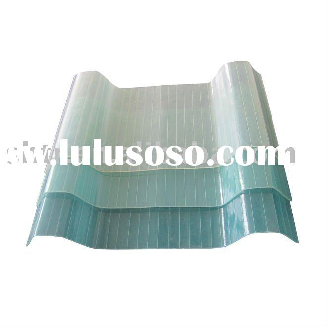 Skylite frp panel( frp corrugated panel, translucent panel, fiberglass roof panel, roof skylight pan