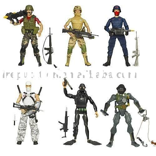Soldier Toy Action Figure
