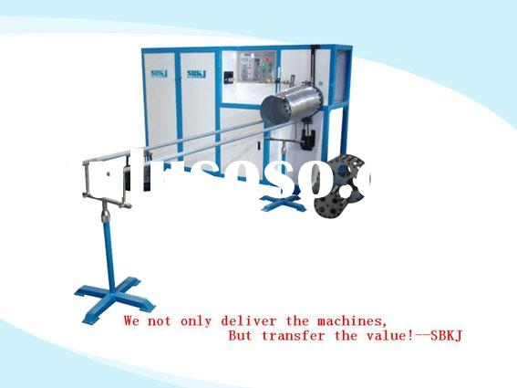 Spiral Aluminum Flexible Duct Forming Machine