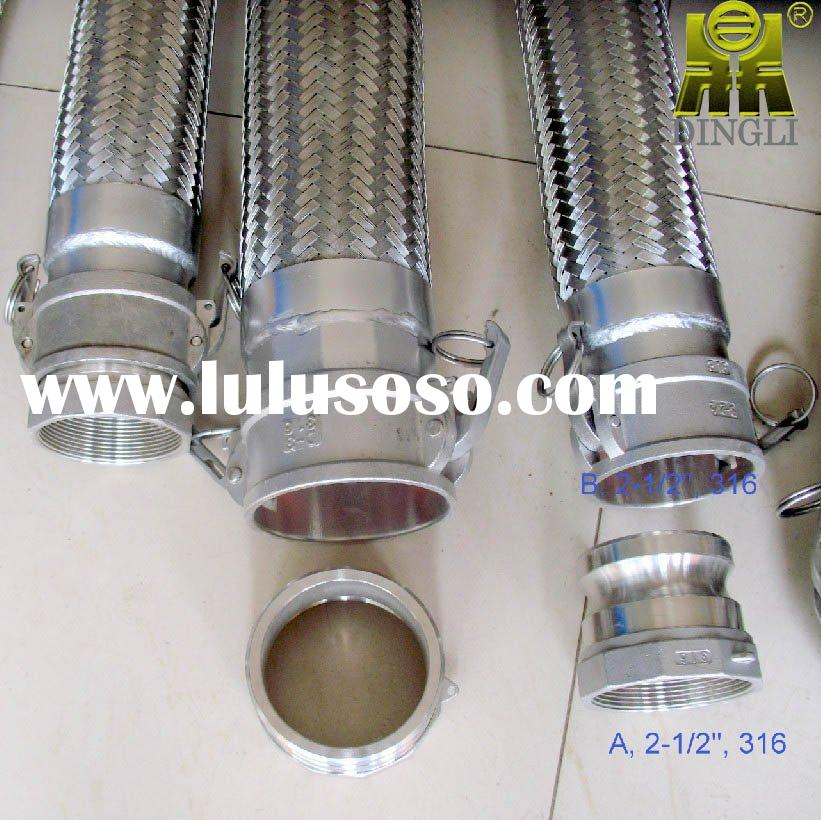 Stainless Steel High Pressure Flexible Hose