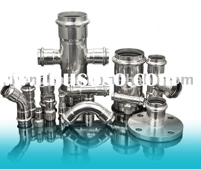 Stainless Steel Press Fittings